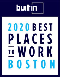 2020 Best Places to Work in Boston by Built In