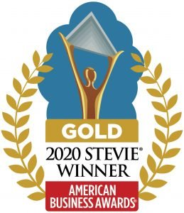 BDMT is a Gold Stevie Award Winner