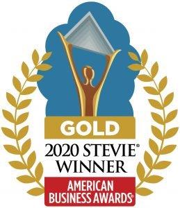 BDMT is a Gold Stevie Award Winner