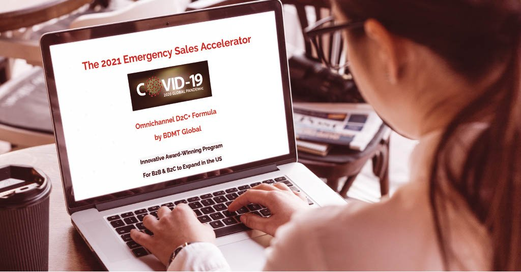 2021 Emergency Sales Accelerator for Asian and Korean Companies