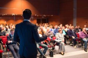 Educational seminar for industry case studies